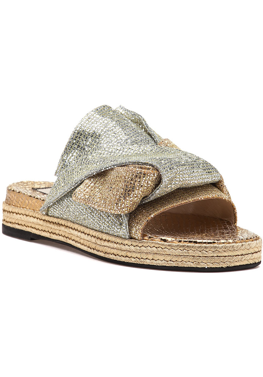 7d43961c6880 8287 Lady Glitter Slide - Jildor Shoes