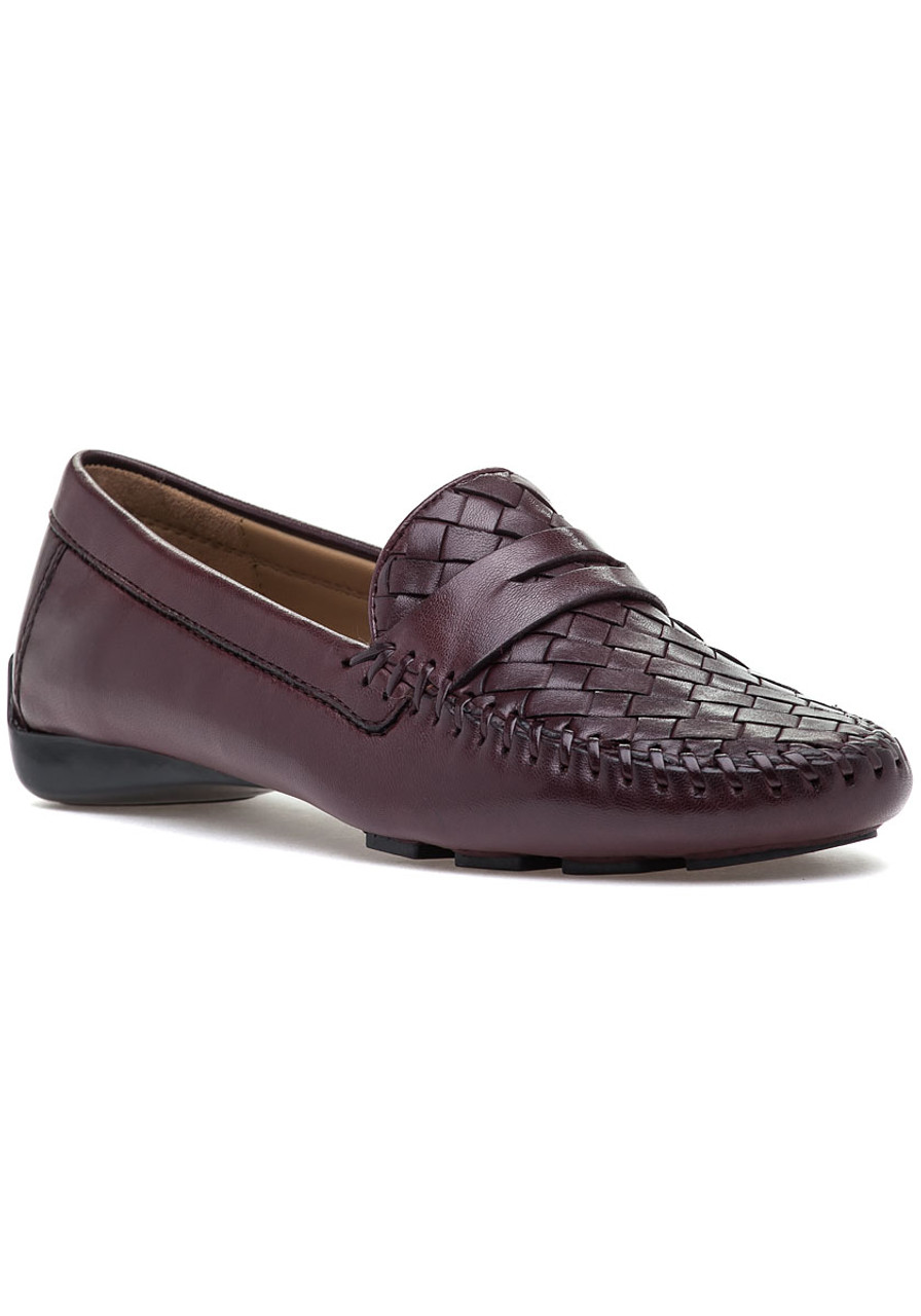 678224dc872 Petra Loafer Oxblood Leather - Jildor Shoes