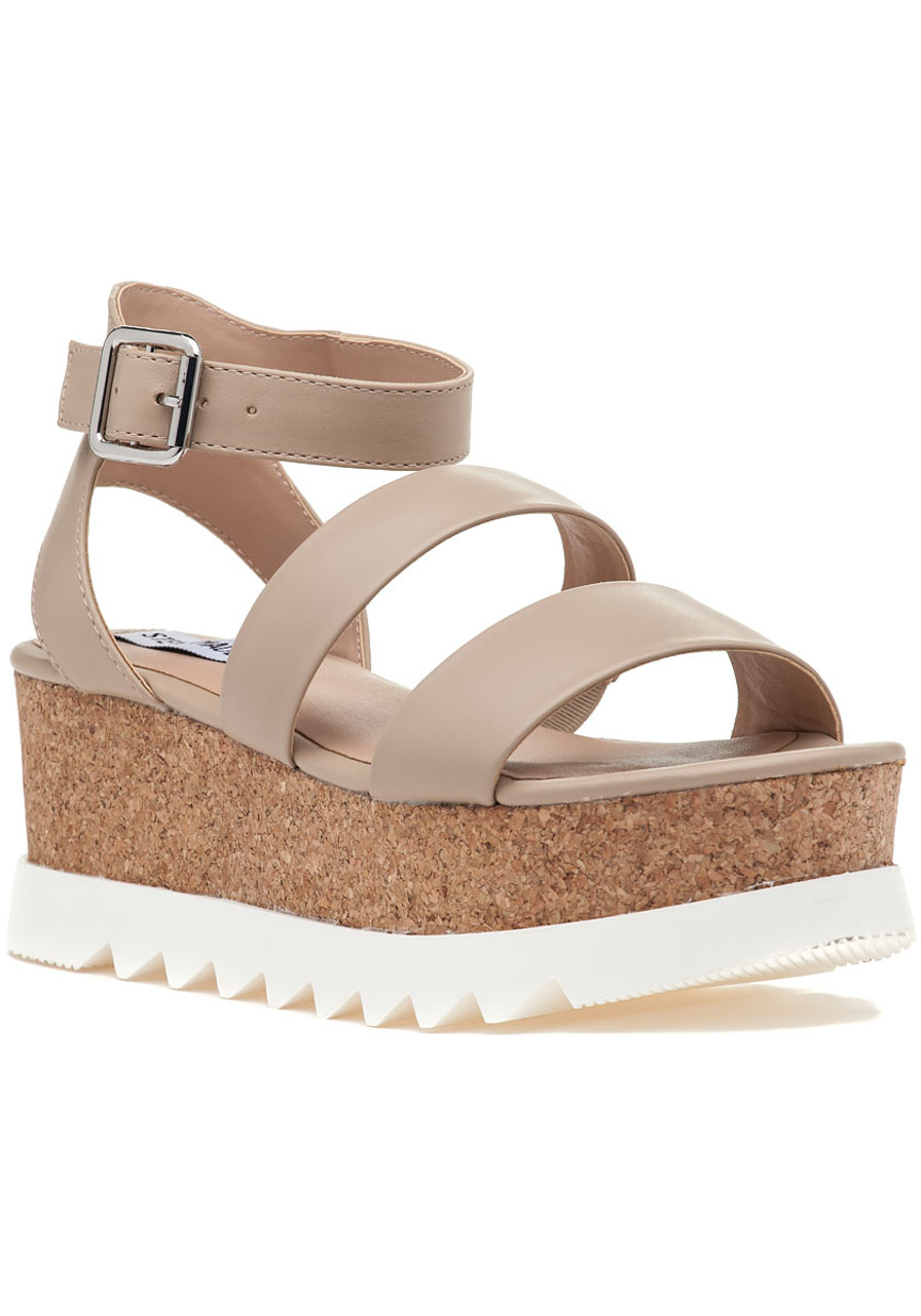 005fe0ba6b3 Kirsten Sandal Natural Leather