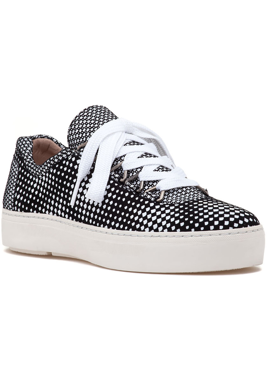 c7bd0225d7d1 Gaming Sneaker Black White - Jildor Shoes