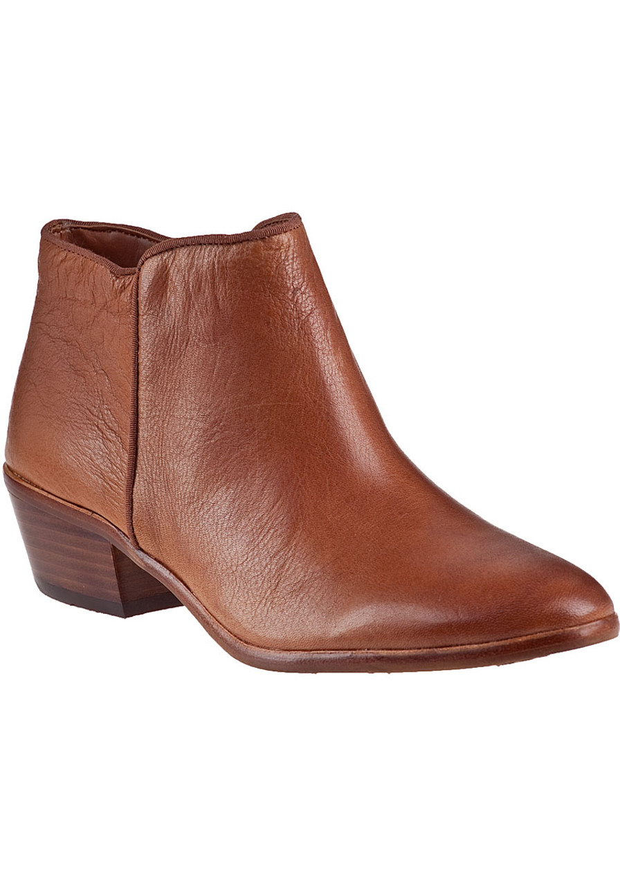 5b1987db9 Petty Ankle Boot Saddle Leather - Jildor Shoes