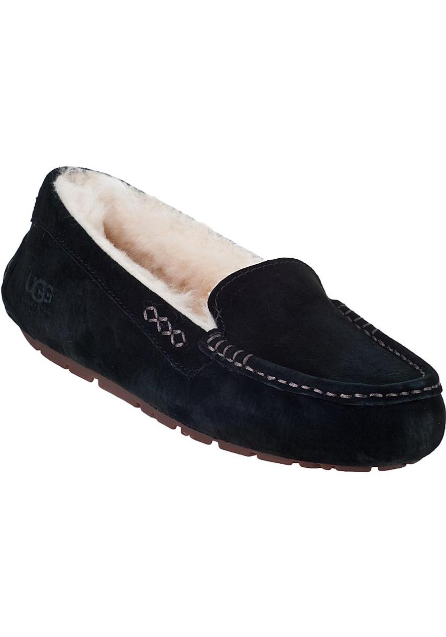 c442173533c Ansley Slipper Black Suede