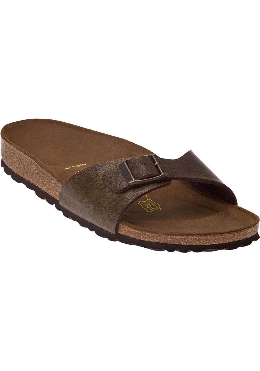 d0b5883ab21b Madrid Golden Brown Birko-Flor - Jildor Shoes