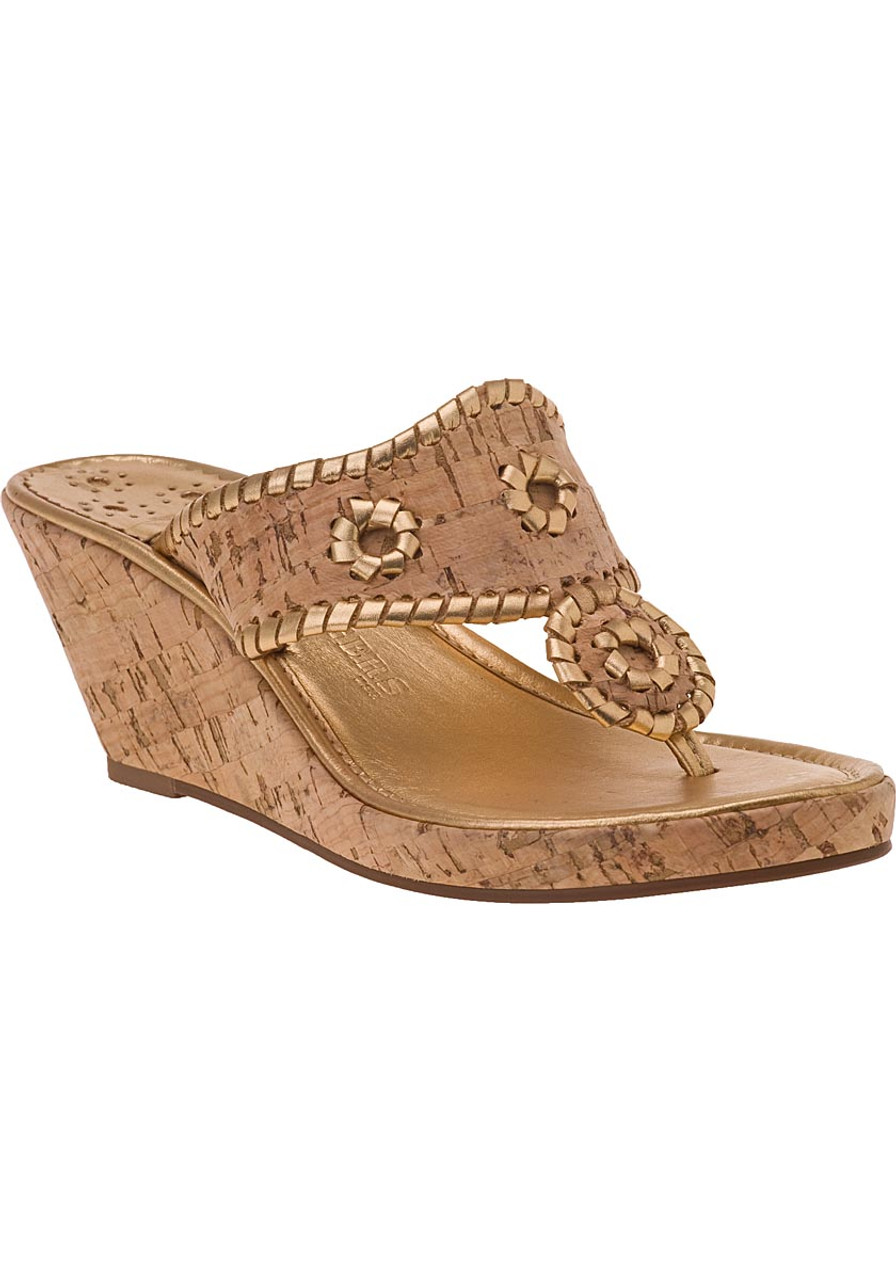 1979b2c9b0c Marbella-Mid Wedge Sandal Natural Cork - Jildor Shoes