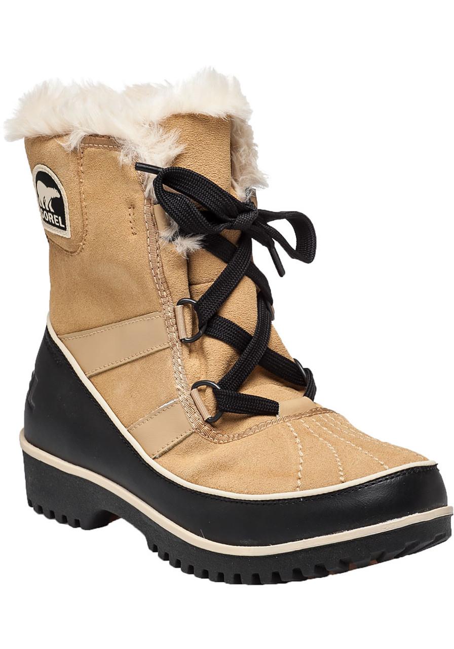 Tivoli II Snow Boot Tan Suede - Jildor