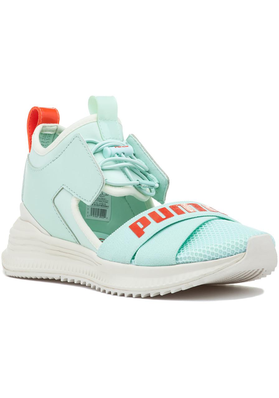 4d2c528032c1 FENTY x Puma Avid Sneaker Bay-Cherry Tomato-Vanilla Ice - Jildor Shoes