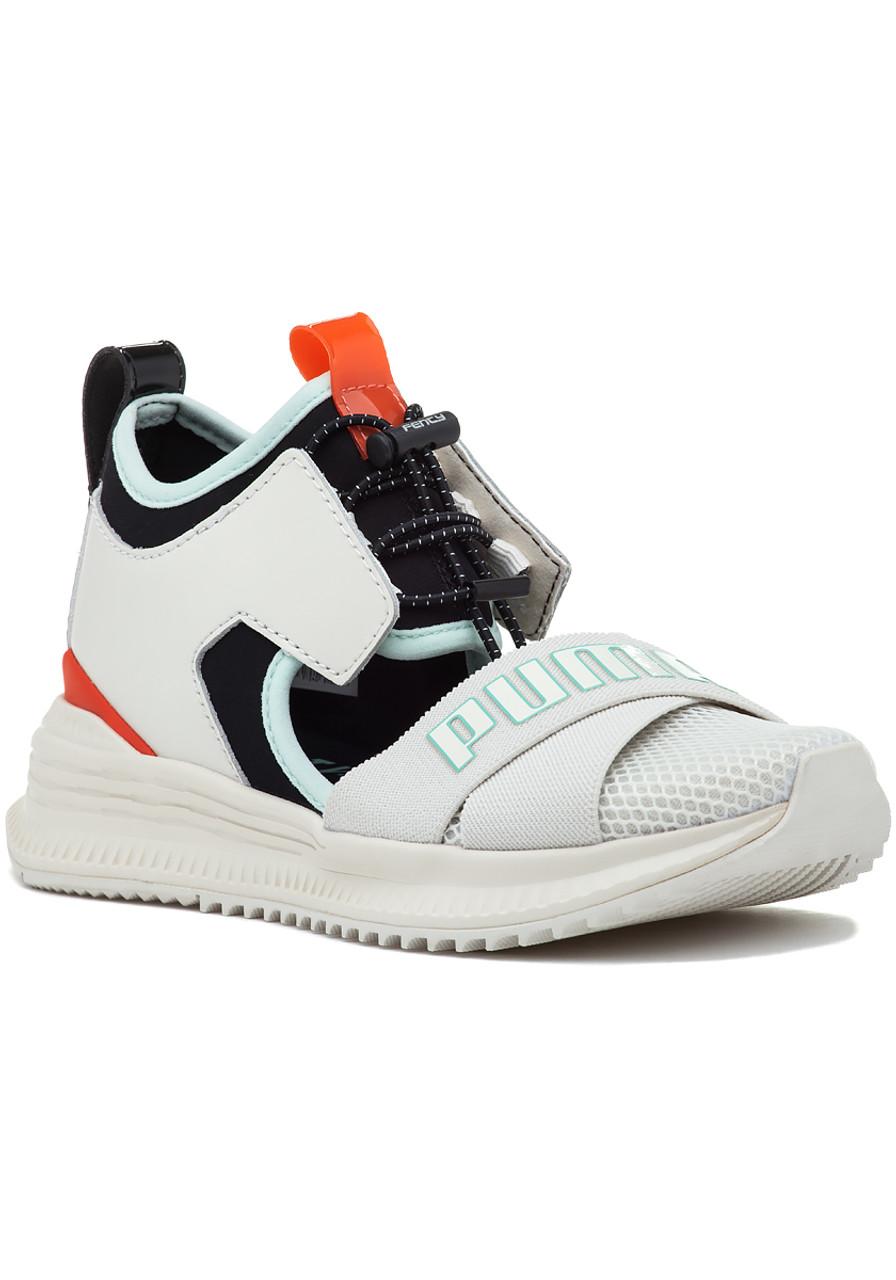 c9ab8a039fc FENTY x Puma Avid Sneaker Vanilla Ice-Bay-Black - Jildor Shoes