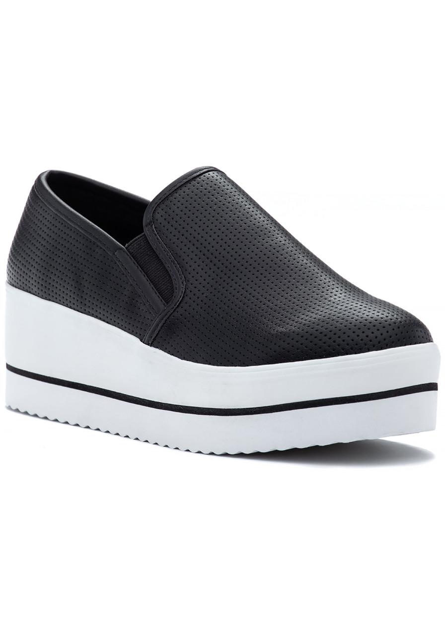 49b26b2b7ae Becca Sneaker Black - Jildor Shoes