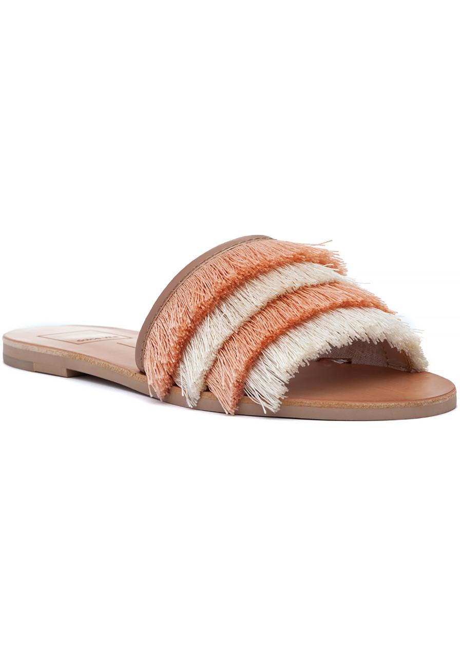 483054903a7 Celaya Sandal Natural Fringe - Jildor Shoes