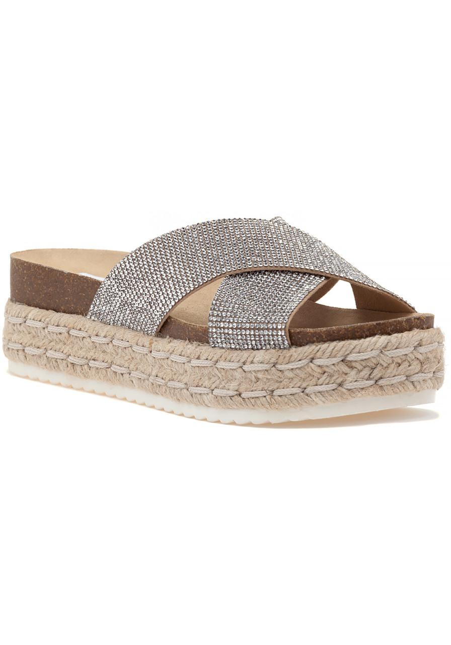 609689f4508 Arran-R Sandal Silver - Jildor Shoes