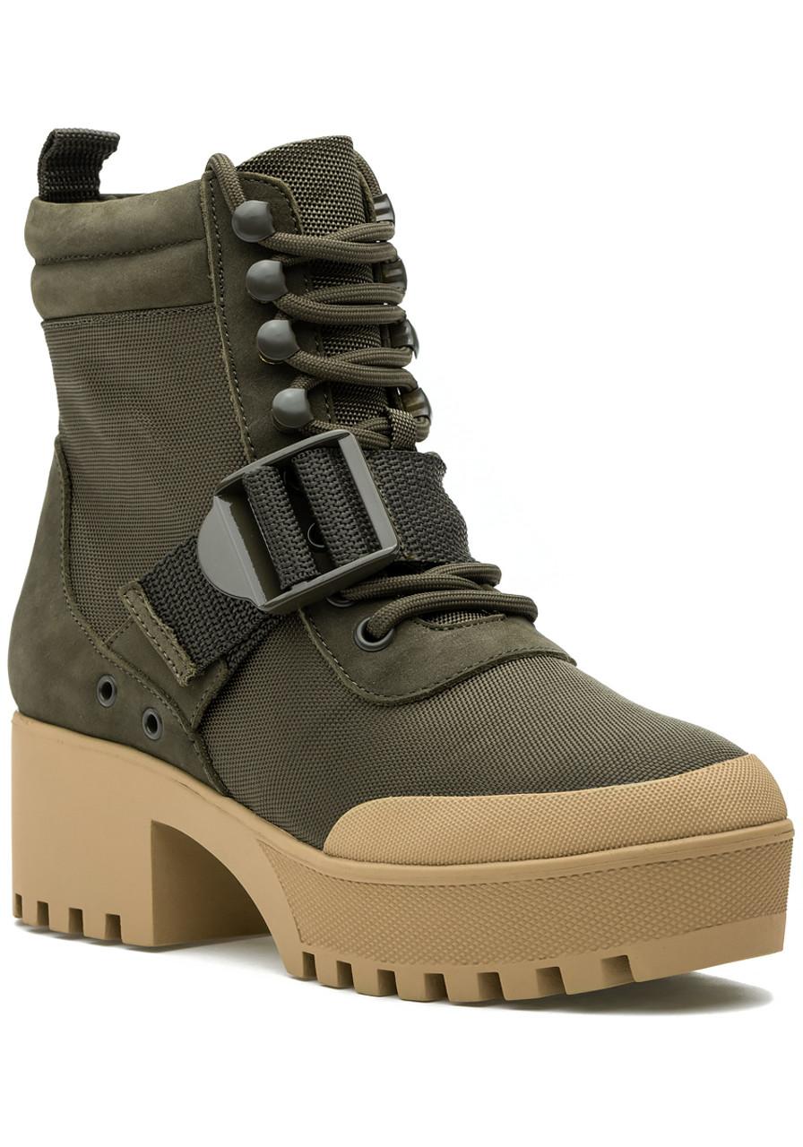 a3117aad105 Grady Boot Olive Multi - Jildor Shoes