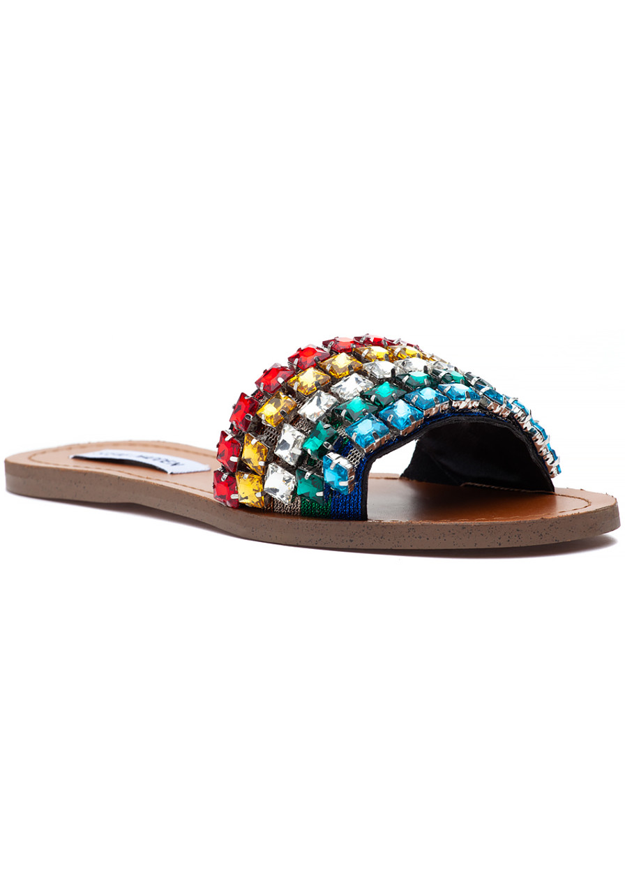 ab65ac5d1f88 Serenade Sandal Rainbow - Jildor Shoes