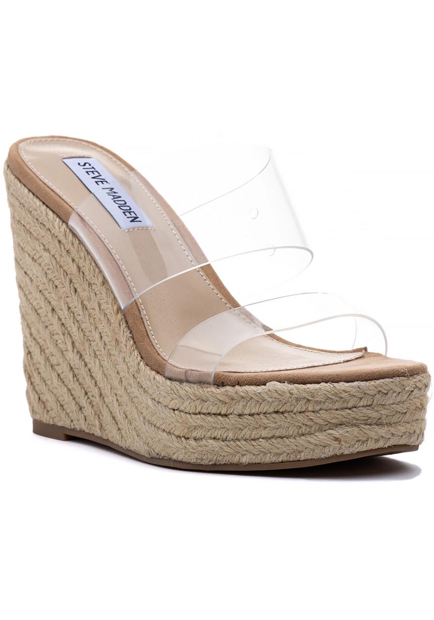 f5afa77e55ca8 Sunrise Sandal Clear - Jildor Shoes