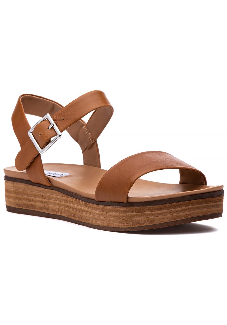e299886da73a Aida Sandal Cognac - Jildor Shoes