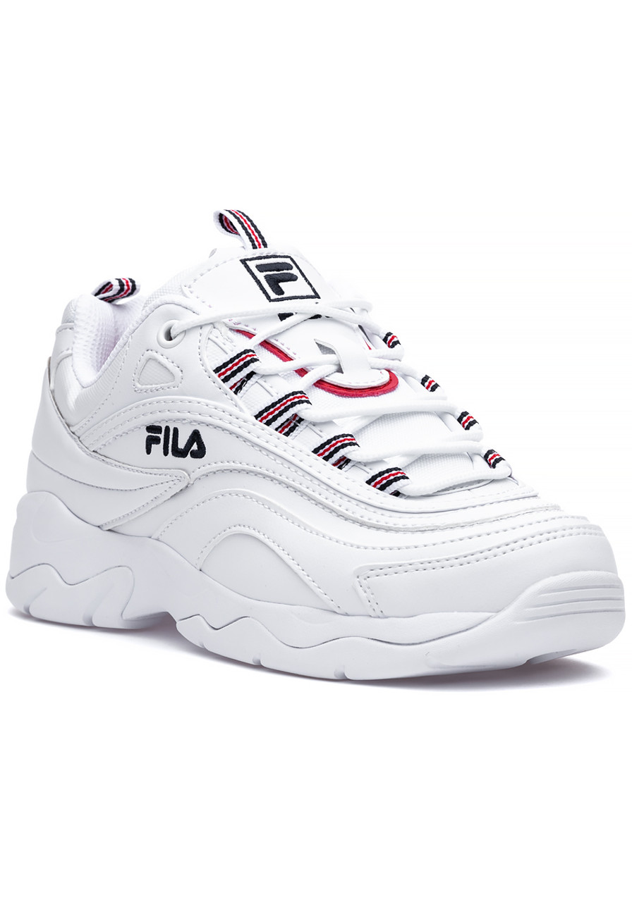 Fila Ray Sneaker White
