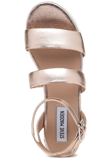 36a6f8201953 Kirsten Sandal Rose Leather - Jildor Shoes