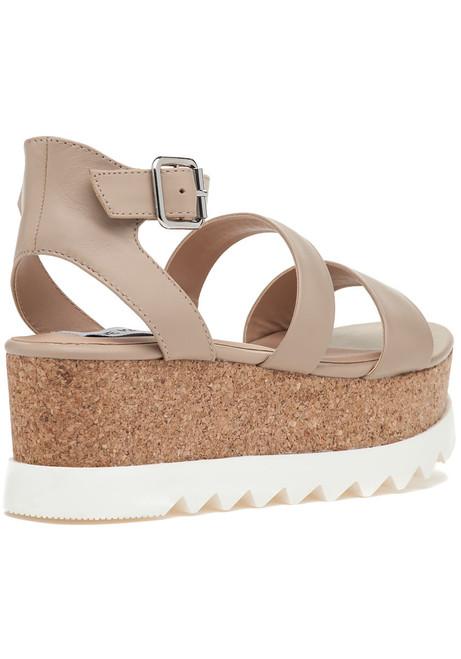 2b93d018a2b Kirsten Sandal Natural Leather - Jildor Shoes
