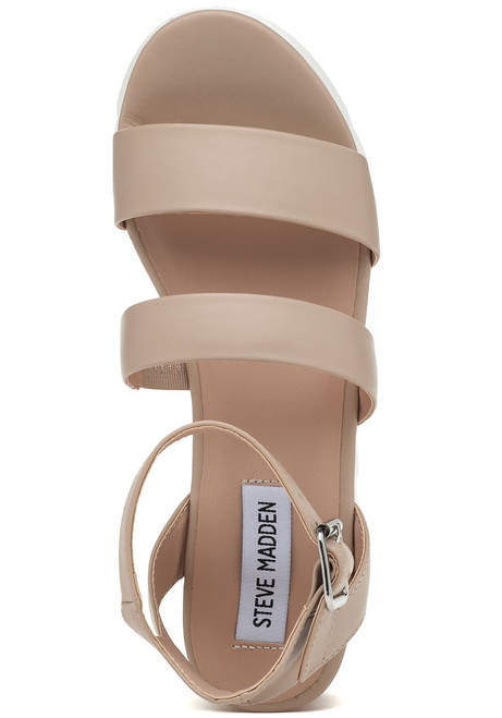 c814be96551 Kirsten Sandal Natural Leather - Jildor Shoes