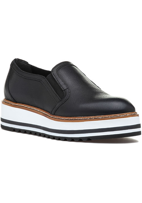 b4494c9ef Belton Loafer Black Leather.  127.20  159.00. Summit by White Mountain