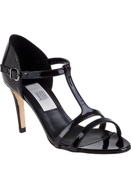 a1391d22a38d Easily T-Strap Sandal Black Patent