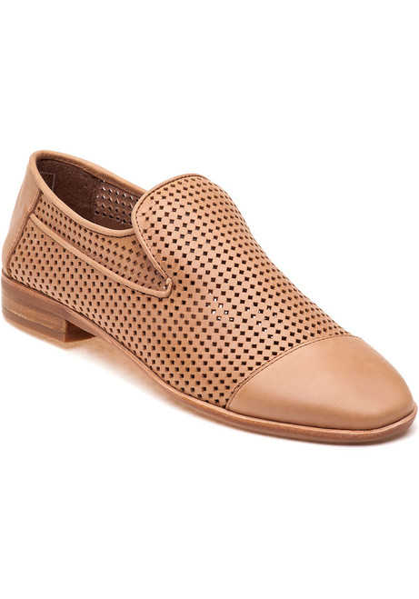 3a7e552c951 Barkley Loafer Natural Leather