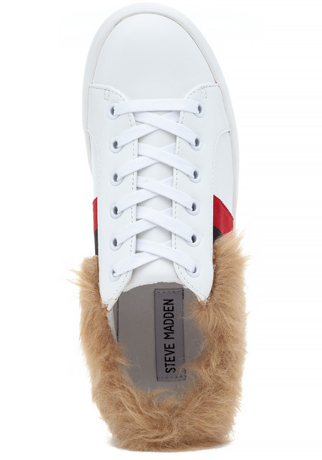 48744fd2dad Belle-F Sneaker White Multi - Jildor Shoes