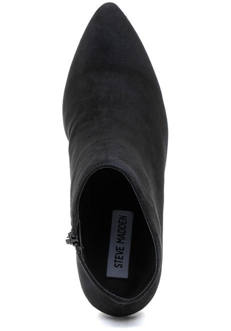 bf63b5b6af6 Simmer Boot Black Suede - Jildor Shoes
