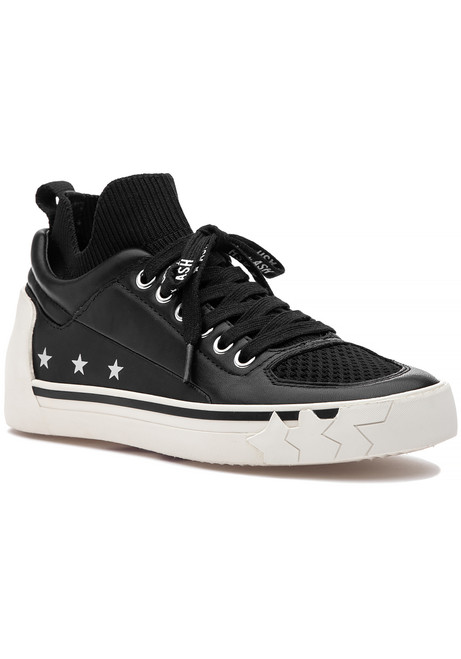 9ee581cce280 Nippy Sneaker Black Leather.  161.25  215.00. Ash