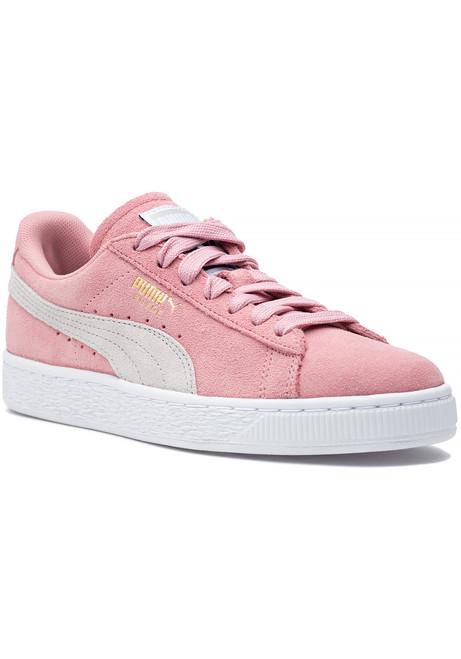 661ad90c1e7df0 Suede Classic Sneaker Bridal Rose-Grey Violet.  65.00. Puma Women s