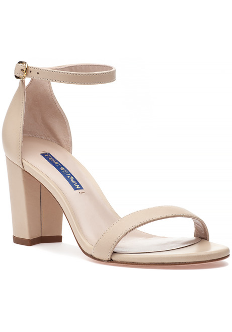 bc48d8438 Nearlynude Sandal Bambina Leather