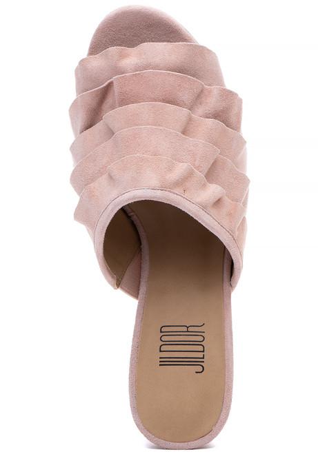 d1682c25783d Keen Sandal Blush Suede - Jildor Shoes