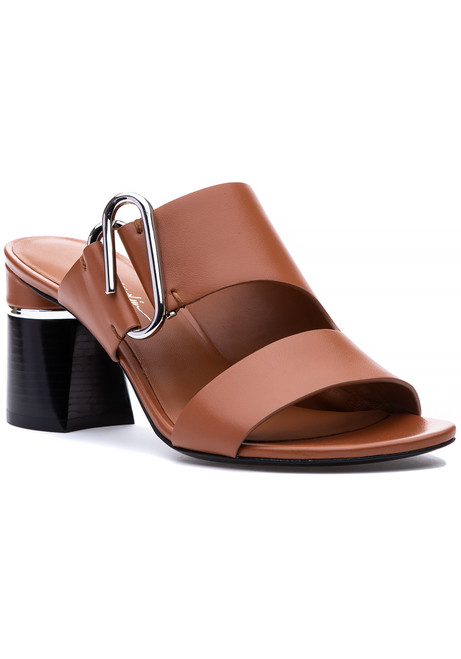 2bf9f78eaf4b Alix 70MM Sandal Cognac - Jildor Shoes