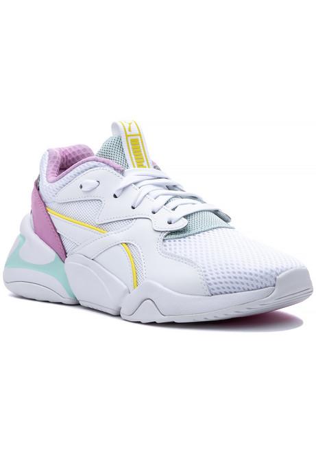 139202380dd787 Nova Sneaker White Multi.  90.00. Puma Women s