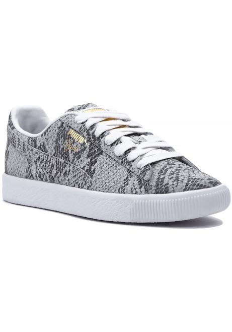 712107c12b6415 Clyde Sneaker White Black.  80.00. Puma Women s
