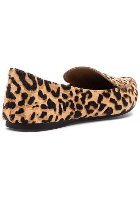 11920ef7c4ac FeatherL Loafer Leopard - Jildor Shoes