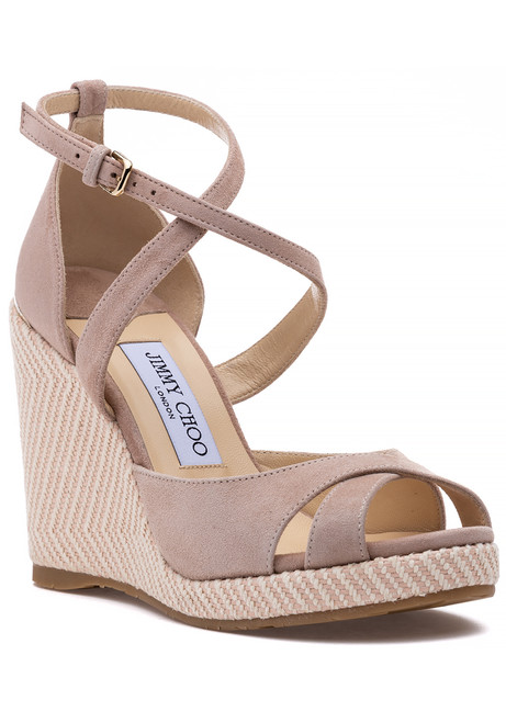 92708e6e146a Alanah 105 Wedge Ballet Pink Mix
