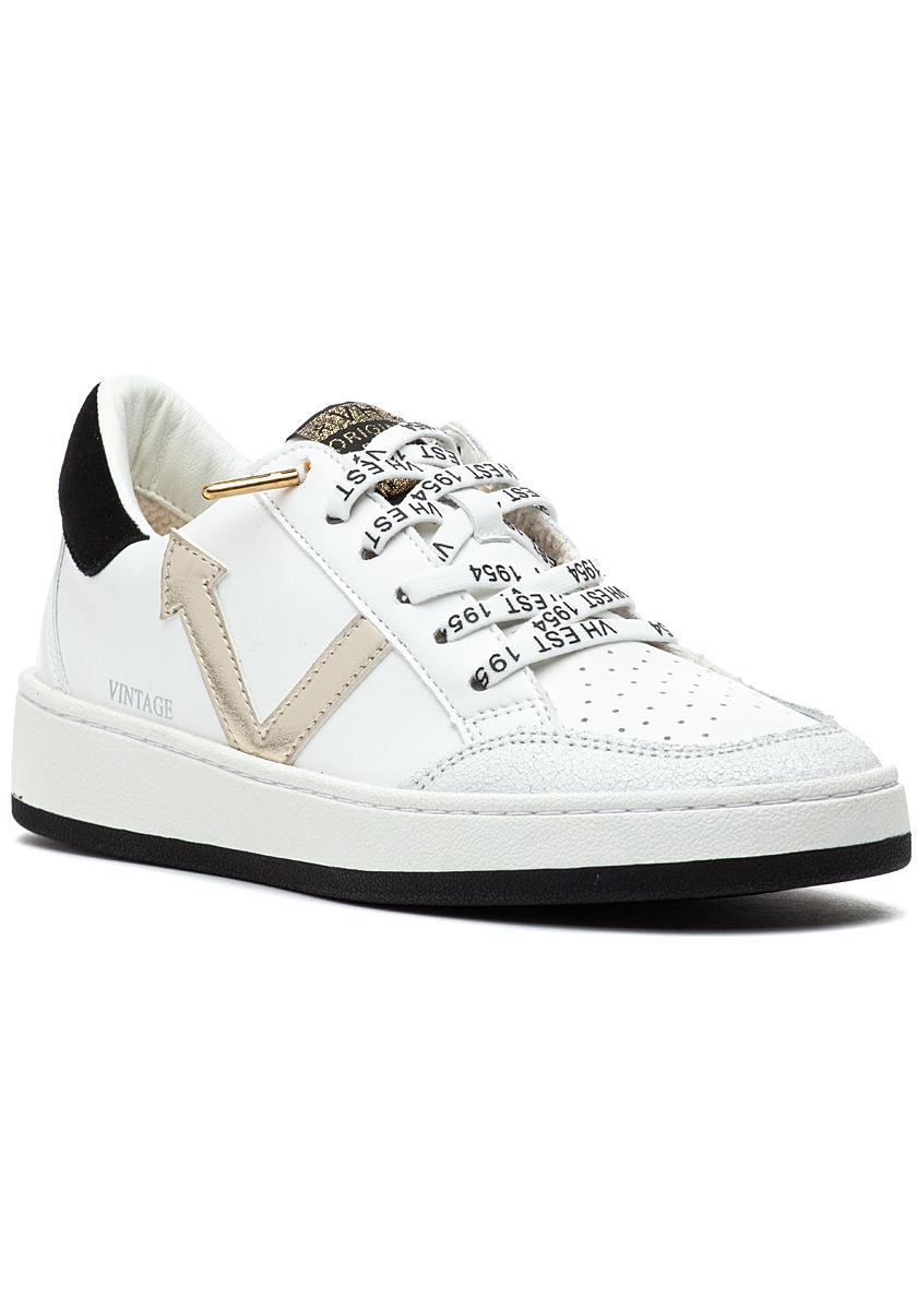 Remedy Sneaker White Gold - Jildor Shoes