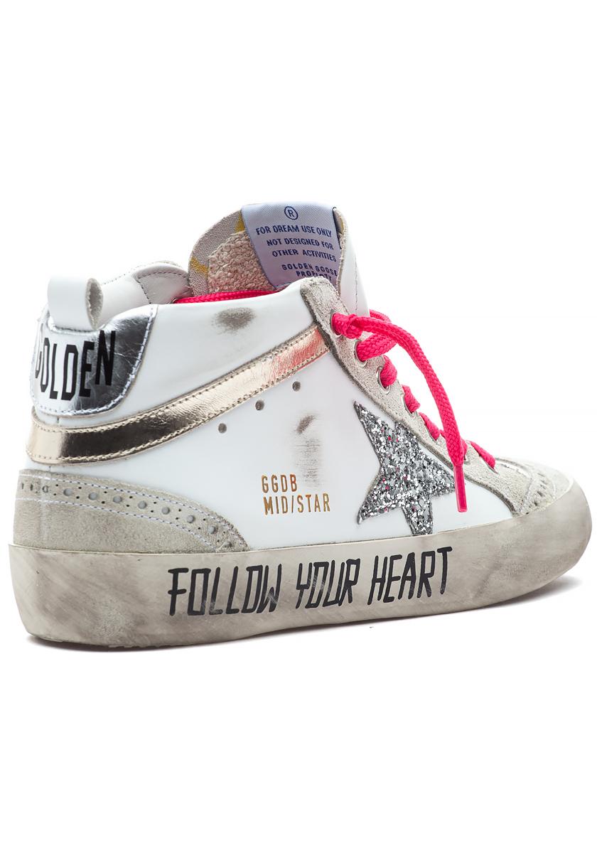 Midstar Sneaker White/Ice/Silver/Platino