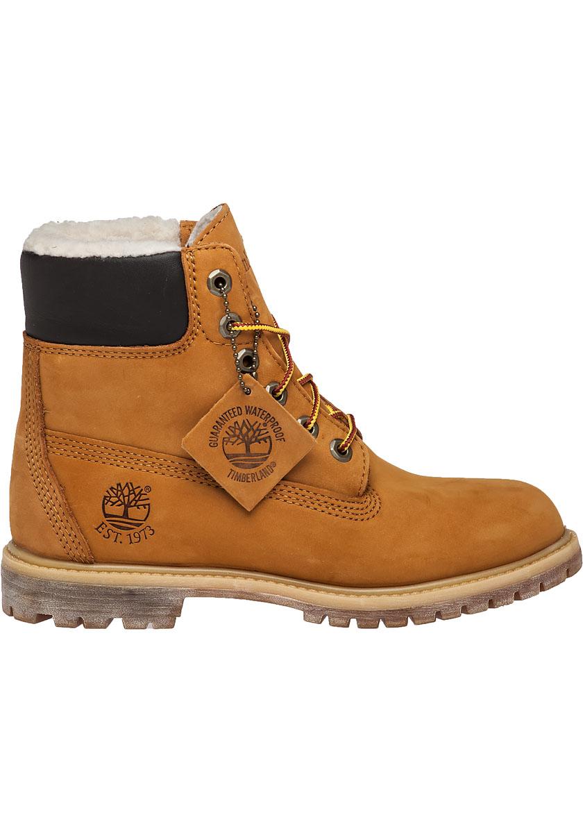 Premium 6 Inch Fleece Waterproof Boot
