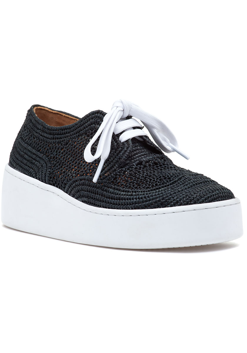 308d7e10bb8a Taille Sneaker Black - Jildor Shoes