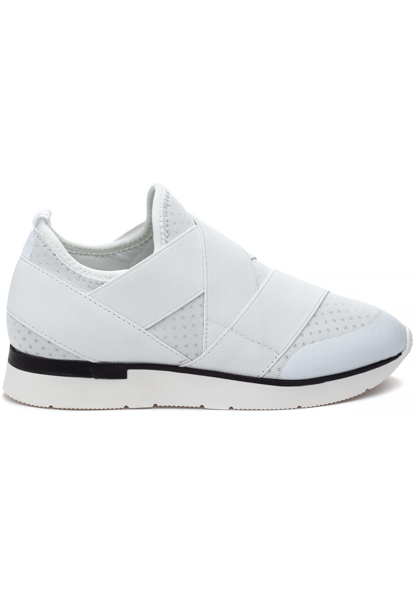 Ginny Sneaker White - Jildor Shoes