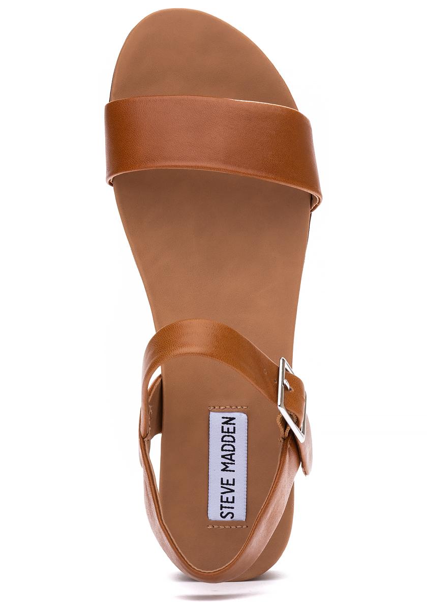 7710236133b2 Aida Sandal Cognac - Jildor Shoes