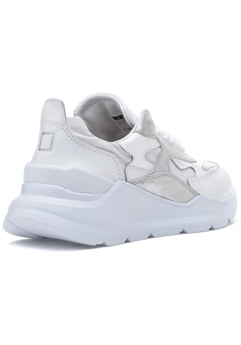98c995bde2cd8 Fuga Pop Sneaker Stardust Silver