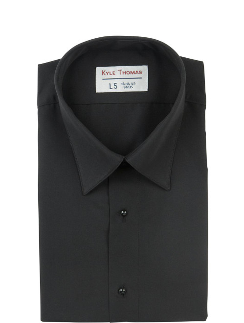Shirt | Lay Down Microfiber | (Black)