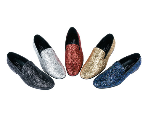Sparkle Slip On 5 Collage
