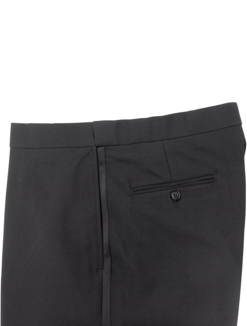 Pants | Tuxedo Pants  | Performance Polyester | Comfort Waist | Flat Front