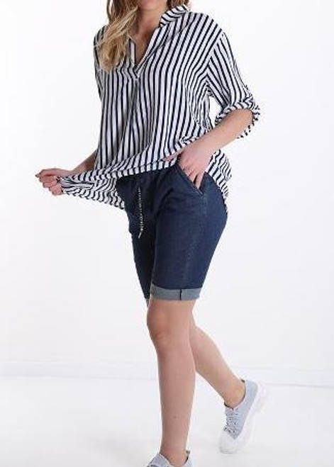 Bermuda Cotton Stretch Shirts