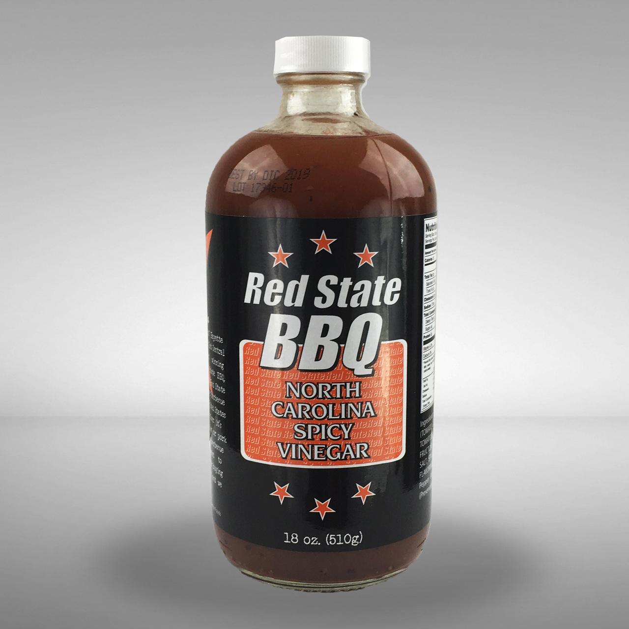 North Carolina Spicy Vinegar