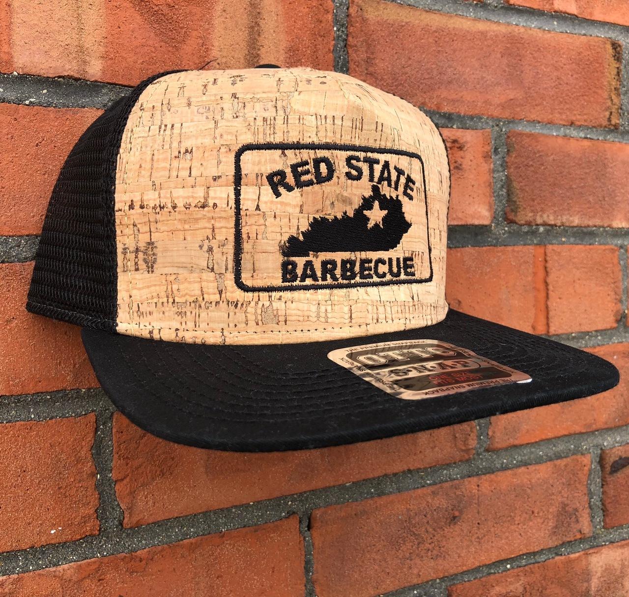Black Otto Cork Hat