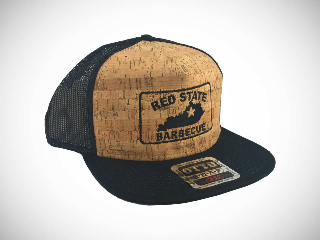Red State Cork Hat